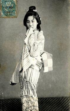 絵葉書 1908.