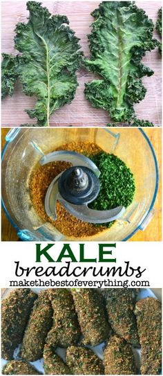 Kale Breadcrumbs