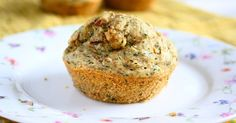 So my experiments with healthier food continues. These muffins are made half from whole wheat and half from wheat flour. But the be...