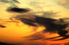 Sunset at Drejet, Dyreborg