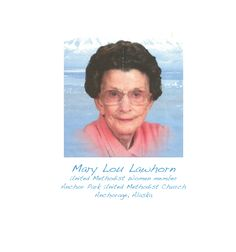Mary Lou devoted countless hours in community service through: leadership with adult and youth bowling leagues; league of women voters; poll worker; and registering voters. A modest, devoted, and outspoken woman and wonderful example to all. - Jo Anne Hayden