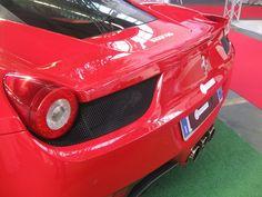 Il Posteriore della Nostra Sensazionale Ferrari 458 Italia!!!
