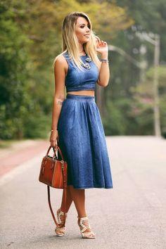 Super Look für den Sommer Farbtyp - All over in Jeans! Kerstin Tomancok Farb-, Typ-, Stil & Imageberatung