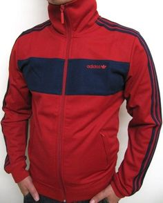 The Beckenbauer track top