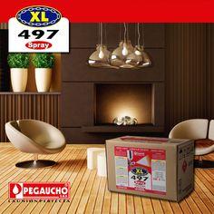 Si necesitas un pegante que resista altas temperaturas, XL 497 es el pegante ideal, ya que resiste hasta 180º.