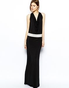 f506eb3acdc Forever Unique Willow Dress with Rhinestone Waistband - Black on shopstyle .com