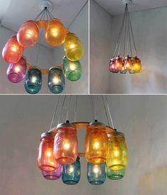 Jars & lights