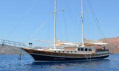 Sailing Ships, Sailing Cruises, Wooden Sailboat, Pure Fun, Marmaris, Yacht Design, Cruise Italy, Sailing Holidays, Italia