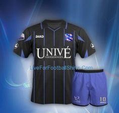 Heerenveen Away Shirt 2013-14.