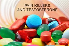 #Pain #Killers And #Testosterone  #Cortisol is directly associated with reduction in #Tlevels which clearly explains why this group of pain killers have #negative impact on testosterone.