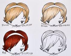 copic hair