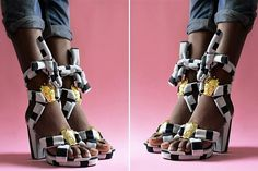 Loza Maléombho Reveals Another Head-Turning Sandal Design