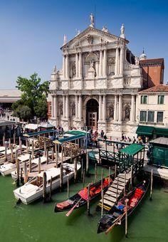 Italy - Venice: Classic Venice   The Church Gli Scalzi tower…   Flickr - Photo Sharing!