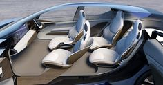 Faurecia Wants To Reimagine Interiors Of Autonomous Cars #Autonomous #Reports