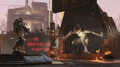 Fallout 4's Wasteland Workshop DLC drops next week