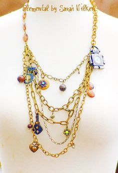 C'mon....this is one fun necklace!