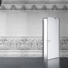 Mineheart - Eccentric British Design - Stone Angels Wallpaper, $ 137.20 (http://www.mineheart.com/stone-angels-wallpaper/)