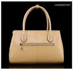 5185339b4 R$ 458.23 |Laorentou mulheres bolsas de couro novo 2014 do couro do vintage bolsa  mulheres couro genuíno bolsas marcas famosas totes saco do desenhador em ...