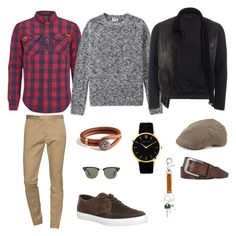 """""""Untitled #5"""" by emirdelic ❤ liked on Polyvore featuring Superdry, Acne Studios, Gucci, Dsquared2, Lacoste, Larsson & Jennings, Ray-Ban, Neiman Marcus, FOSSIL and Givenchy"""