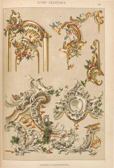 Emil Hochdanz (1816 -1885) — XVII & XVIII Centuries. Historic styles of ornament (1317x1934)