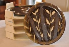 Plate Setters – Lucy Fagella Pottery