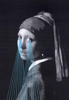 A arte em linhas por Mana Morimoto – mais20minutos