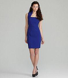 Marc New York CapSleeve Dress #Dillards