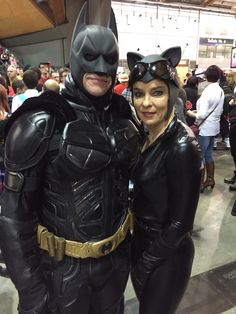 Great SupaNova Sydney cosplay couple