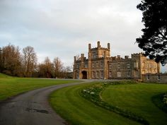 I wouldn't mind owning this (if the utilities & repairs were covered): Blairquhan Castle - Scotland