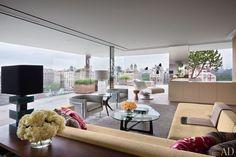 Steven Harris Designs a Manhattan Duplex with Central Park Views : Architectural Digest