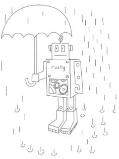 Boy Coloring Page Sheets