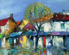 DAO HAI PHONG http://www.widewalls.ch/artist/dao-hai-phong/ #contemporary #art #painting