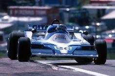 Ligier JS9 driven by Jacques Laffite, 1978 Spanish GP