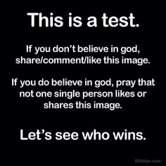 I wanna share this on Facebook so bad but don't feel like dealing with all the religious idiots on there who will comment even though directions clearly states to comment if you dont believe and even though I never comment on their stupid posts thattsay to comment/link/share if you do believe