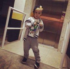 Davi Lucca Neymar ' s son :)