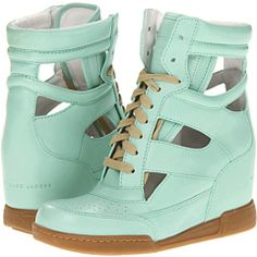 Marc by #MarcJacobs sneaker wedge