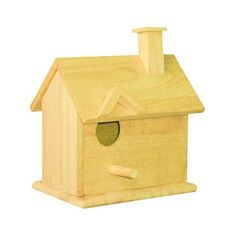 Cottage Birdhouse Kit