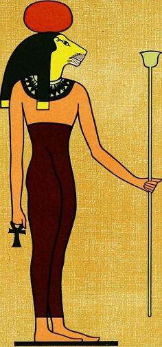 The Gods of the Egyptians The goddess Urt-Hekau. Old Egypt, Egyptians, God, Dios, Ancient Egypt, Praise God, The Lord