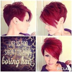 60 Awesome Pixie Haircut For Thick Hair 14