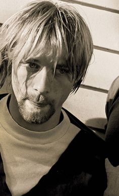 kurt cobain #grunge #nirvana