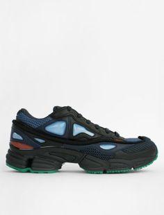 Adidas by Raf Simons Rs Ozweego 2 Night Marine/Core Black/Light Blue