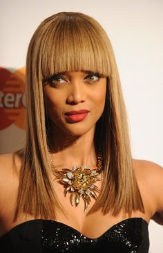 Tyra Banks' Hair Evolution And The Metaphorical Meaning Behind Each And Every Hairstyle