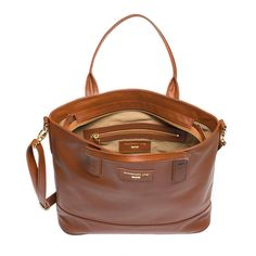 SPIRIT soft leather bag