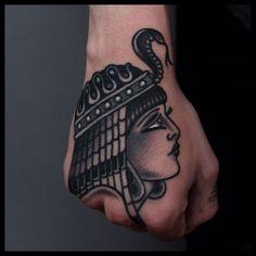 Cleopatra tattoos