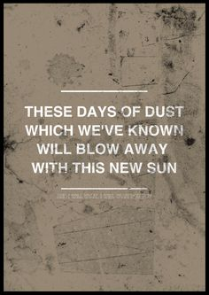 Mumford and sons :)   I will wait. Fave song!
