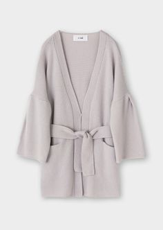 Cashmere Gown