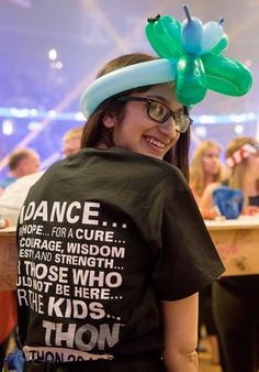 Dancer Rupal Kankariya at THON 2015
