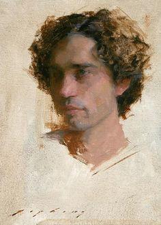 Portrait study 14
