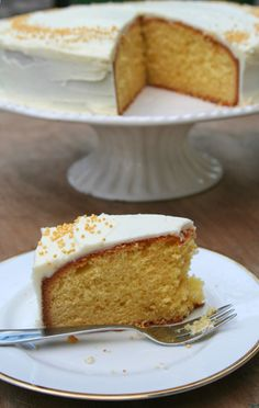 One bowl orange cake recipe. For some reason I am REALLY into oranges in a big way...