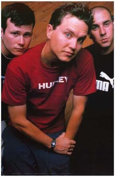 Blink-182 Mark Tom and Travis Portrait Music Poster 11x17